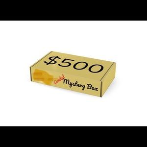 $500 Mystery Box of Goodies Personalized for you!